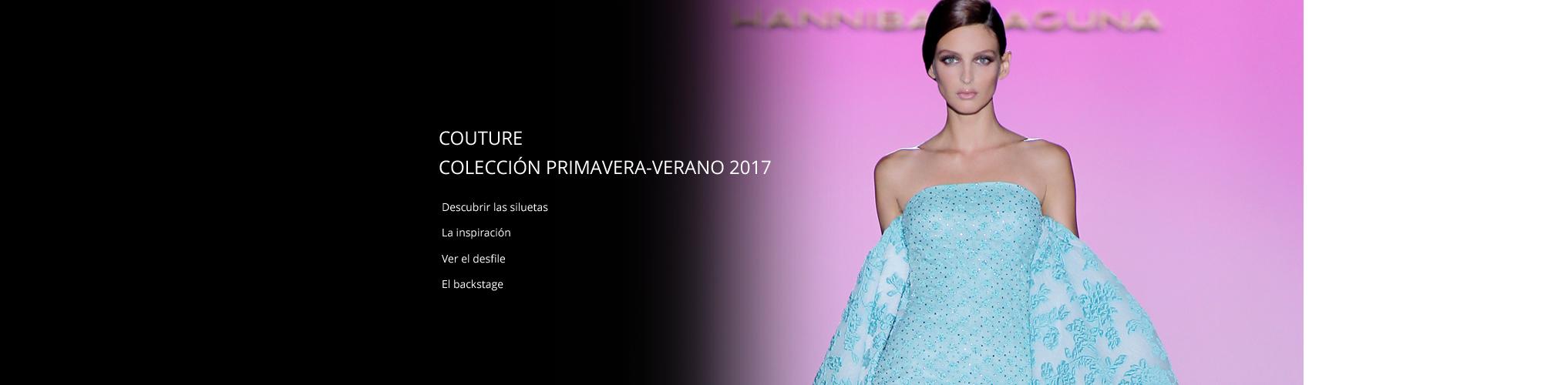 Vestidos de Fiesta - Colecciones Hannibal Laguna