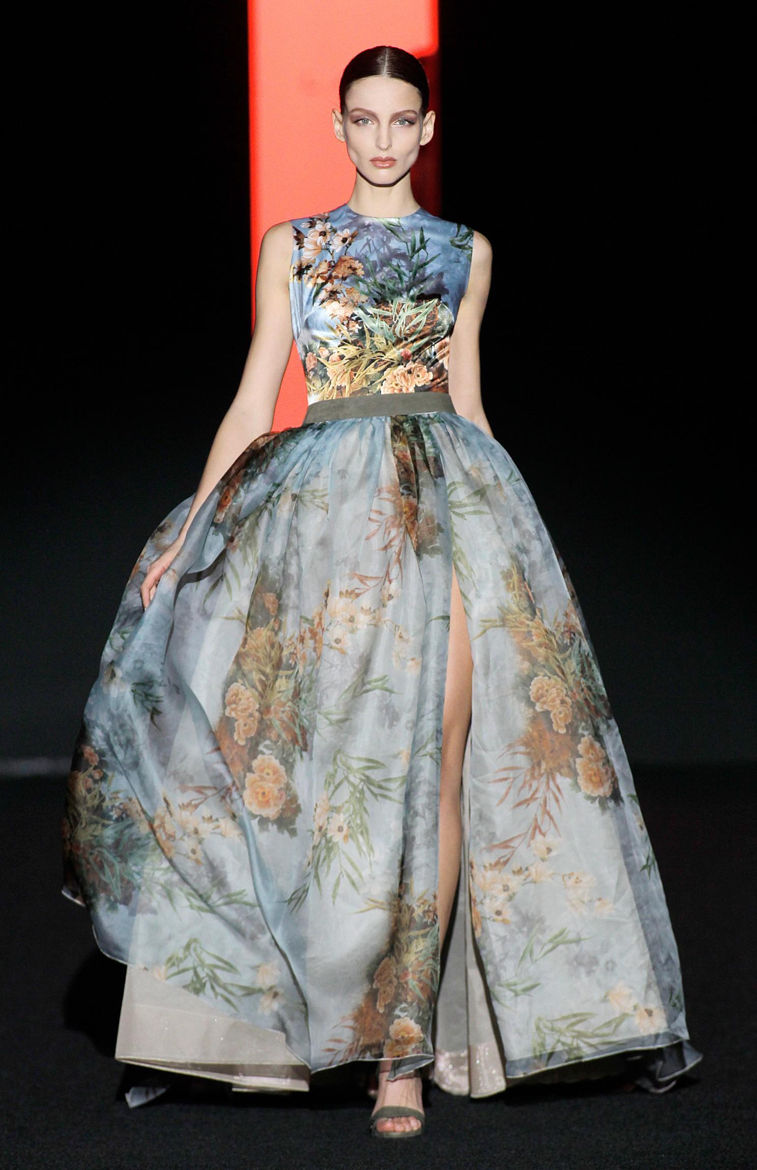 9385000c9 Vestidos de Fiesta - Colección 2017 - 2018 Hannibal Laguna