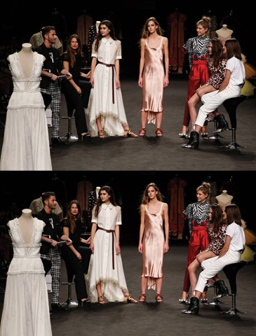 CHARLA 21 BUTTONS MBFW MADRID