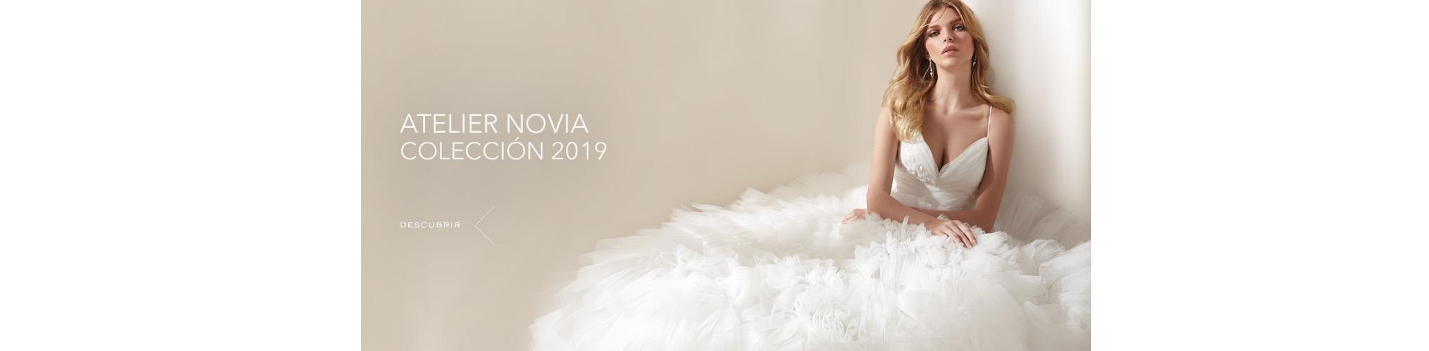 Atelier Novia - Colección 2019