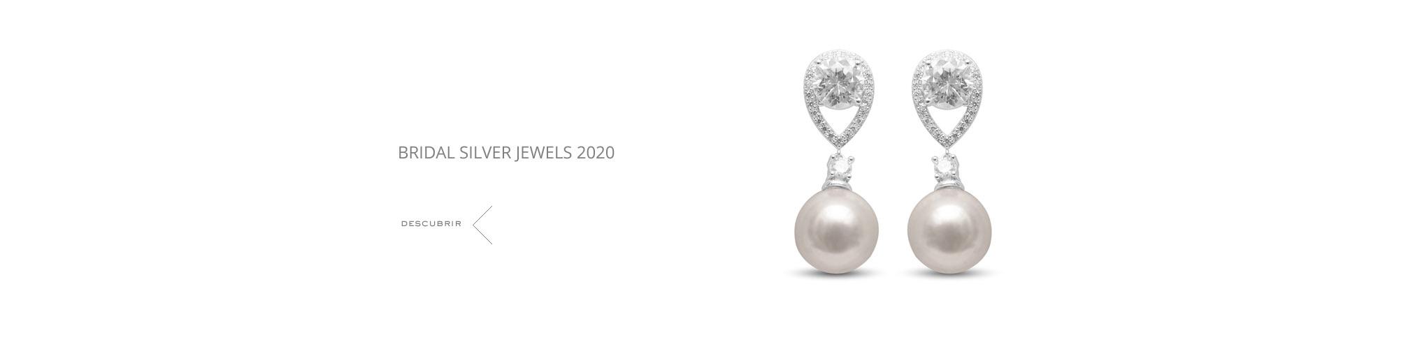 BRIDAL SILVER JEWELS 2020