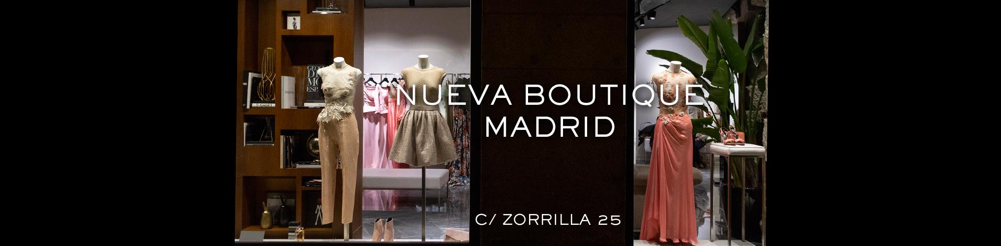 NUEVA BOUTIQUE MADRID