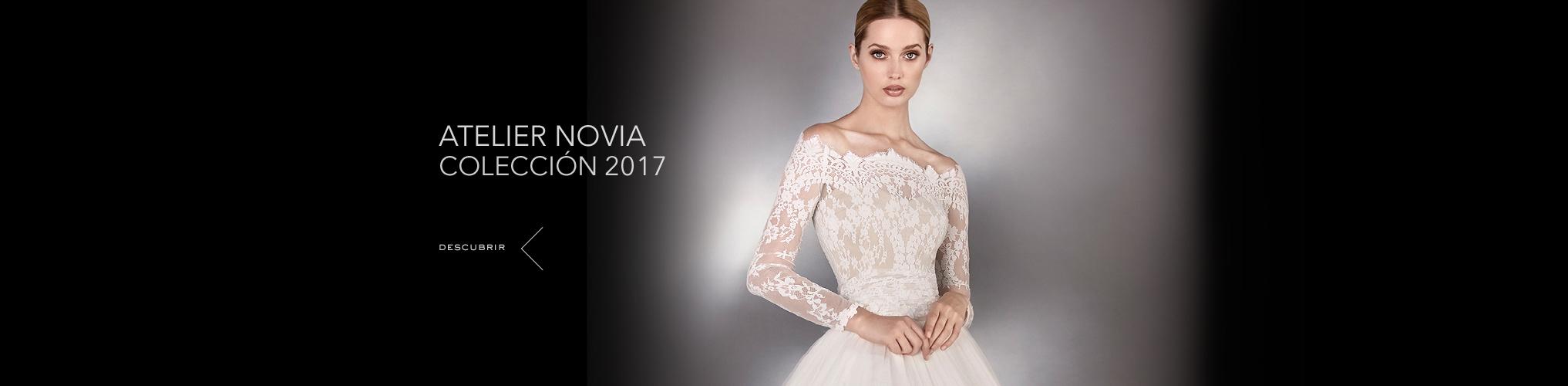 Atelier Novia - Colección 2017