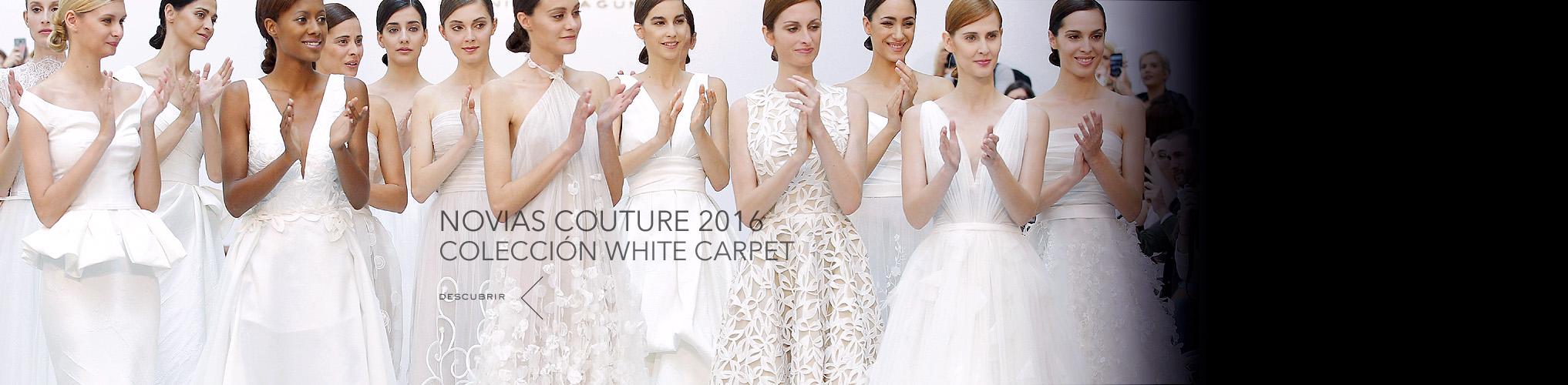 Colección - White Carpet